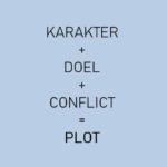 Een boek schrijven: de plot