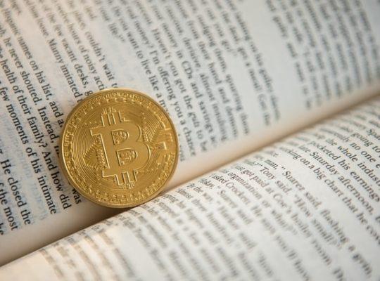 geld verdienen met schrijven boekinkomsten verdubbelen met cryptocurrency