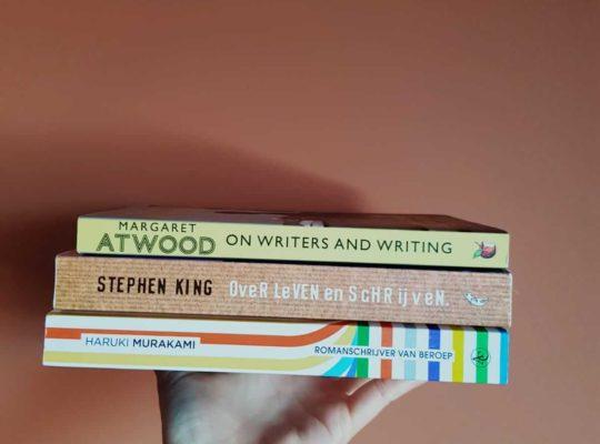 Boeken over schrijven als je zelf een boek wilt schrijven en uitgeven