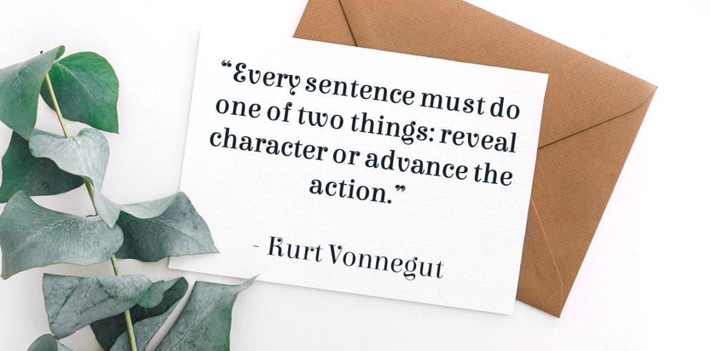 Herschrijven schrappen kritisch kijken naar je tekst boek schrijven karakter plot