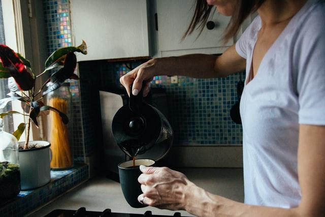 Hoe schrijf je een boek? Begin je schrijfroutine of gewoonte met dit model. Koffie kan helpen!