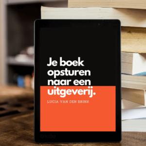 ebook: je boek opsturen naar een uitgeverij en geld verdienen uitgeven
