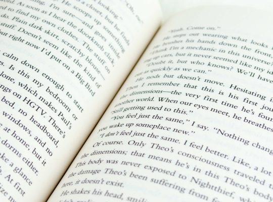 Waarom regelafstand in een boek zo belangrijk is voor je lezer